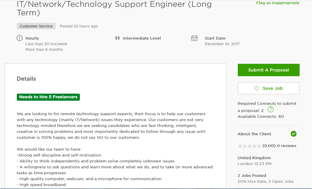 Cover Letter Sample for System Administration / Network ...
