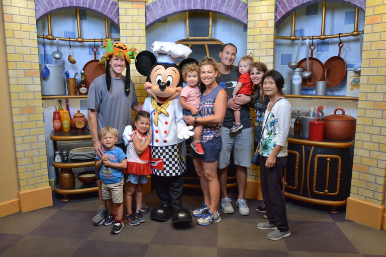 Tales of the Flowers: Halloween Time at the Disney Resort, weekend ...