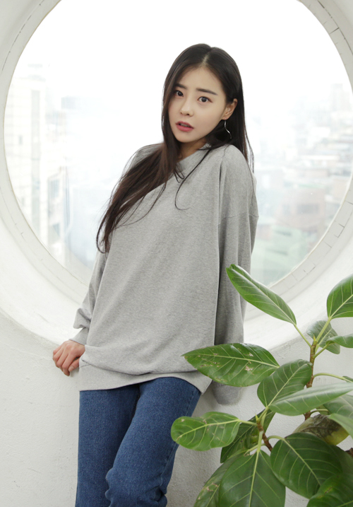 Cotton Extended Sleeve Pullover