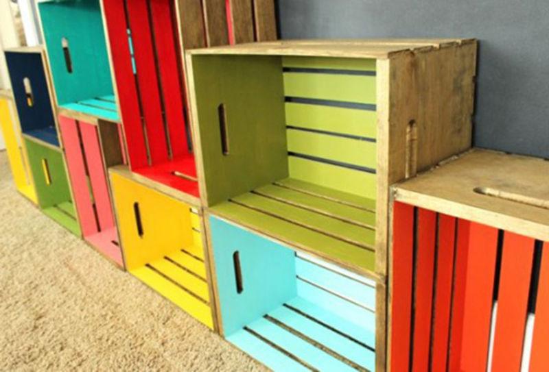 Muebles de pale gallery of set de cojines para muebles de - Muebles hechos con pale ...