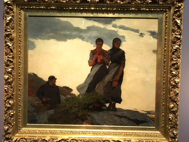 Freer Gallery of Art- Teaching Drawing in a Museum\'s Galleries