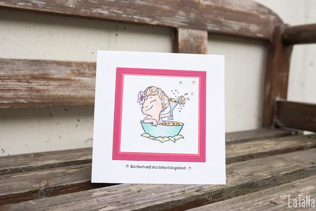 HeinDesign, Fee, Geburtstagskarten