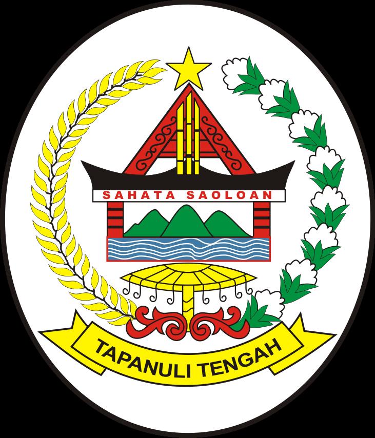Logo Kabupaten Tapanuli Tengah Kumpulan Logo Lambang Indonesia