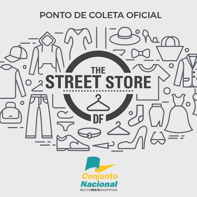 Projeto The Street Store no Conjunto Nacional