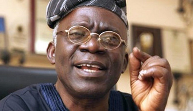 """Anyone With A Phone & Data Is Now A Journalist"": Lai Mohammed, Falana Slam Bloggers"