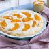 Milchreis-Gratin mit Pfirsichen