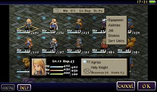 Final Fantasy Tactics: The War of The Lions apk + obb