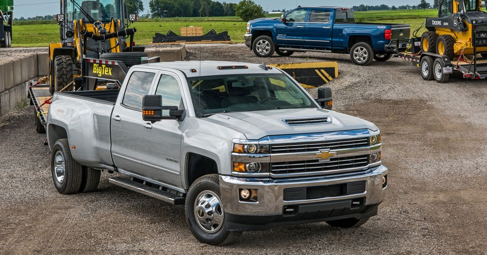Chevy 5500 Hd >> Chevy's Launching An Even More Heady-Duty Silverado 4500/5500