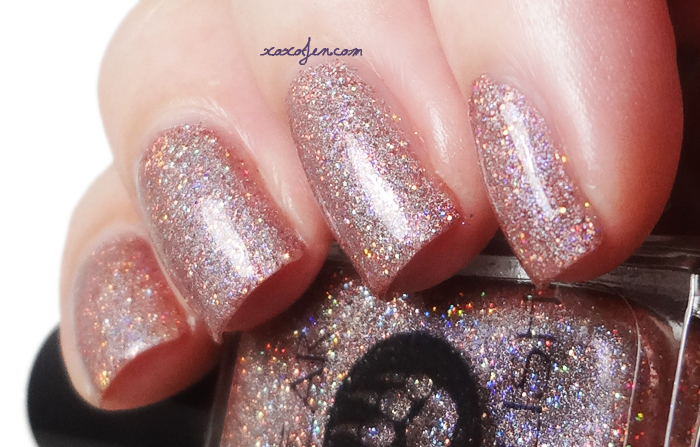 xoxoJen's swatch of Bear Pawlish Baby Bears Breath
