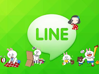 Cara Mendownload Aplikasi LINE Pada Android