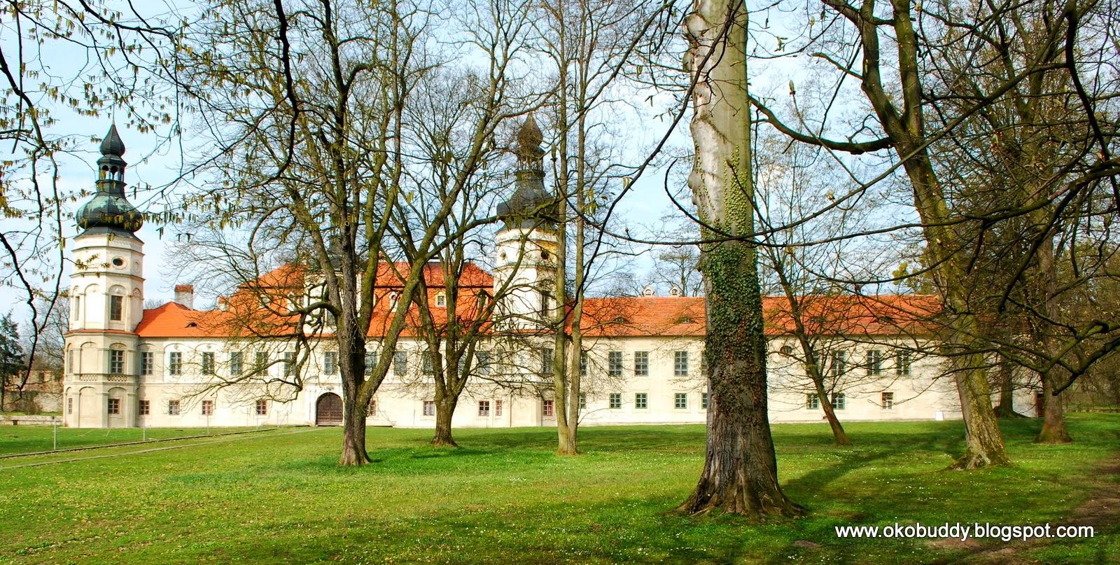 Pałac - Żyrowa