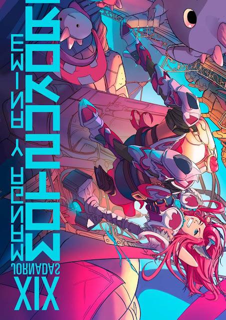 XIX Jornadas Manga y Anime de Motsukora