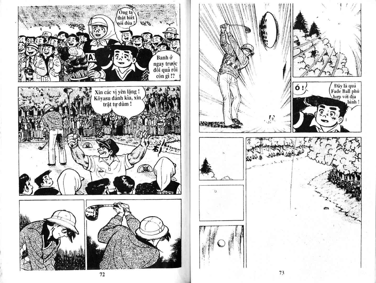 Ashita Tenki ni Naare chapter 42 trang 35