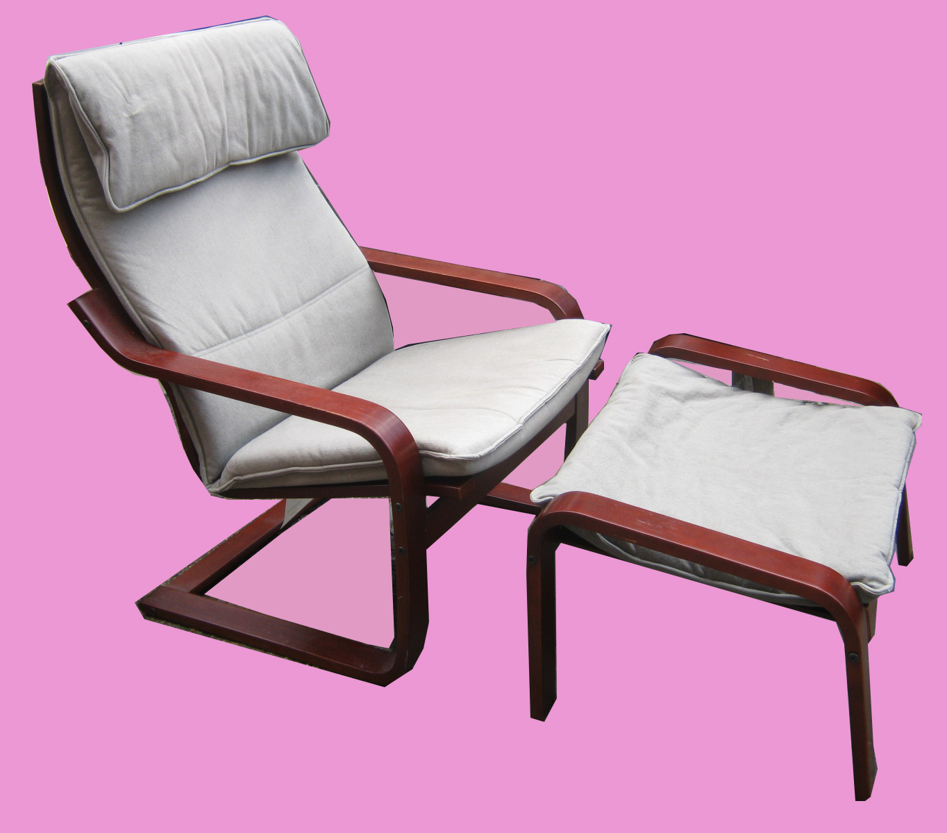 ikea recliner chairs sale big beach chair poang and footstool  nazarm