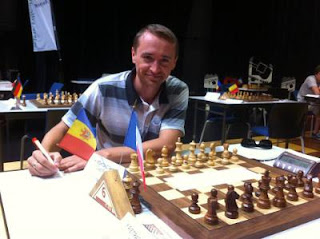 Le maître moldave Serghei Vedmediuc © Chess & Strategy