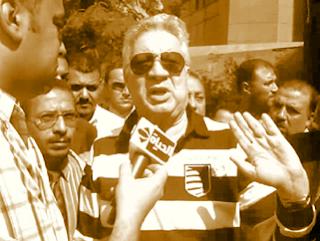 رد مرتضى منصور على عمرو أديب وإتهامه بإنه مسرح لميس مراته