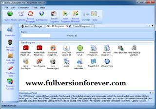 Download Revo Uninstaller Pro 3.1.4 FINAL Crack