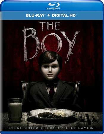 Poster Of Poster Of The Boy 2016 English 300MB BRRip 480p ESubs Free Download Watch Online Worldfree4u
