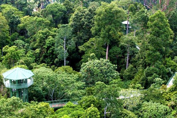 Tempat-Tempat Menarik di Sabah