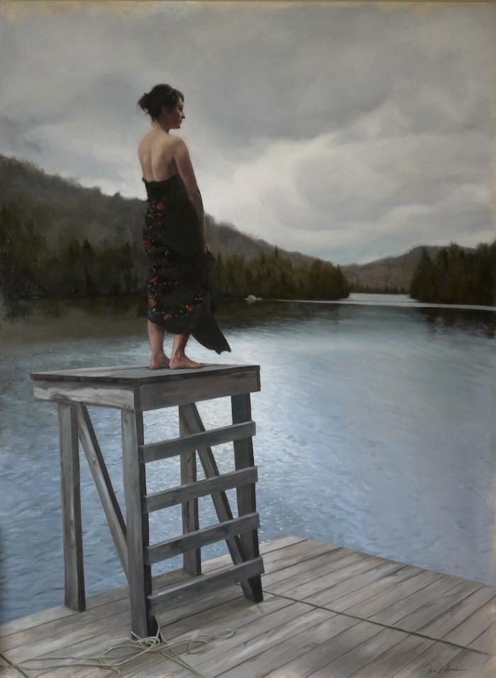 Канадский художник. Sara Sniderhan