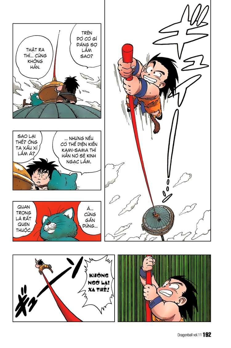 Dragon Ball chap 163 trang 3