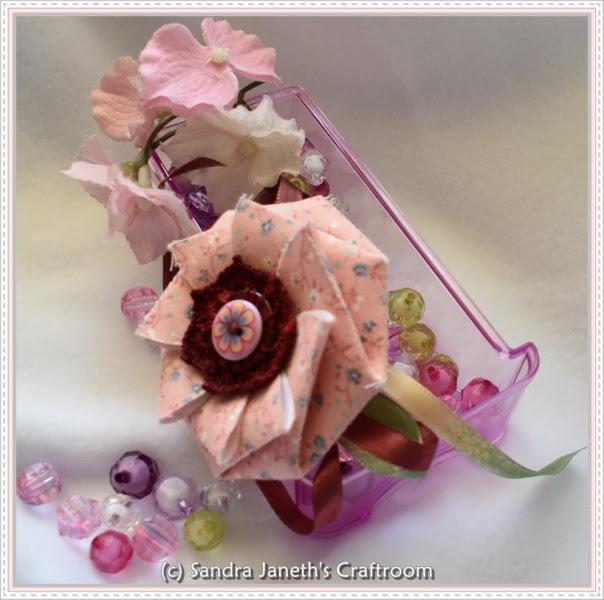 JAD - Flor para Botones