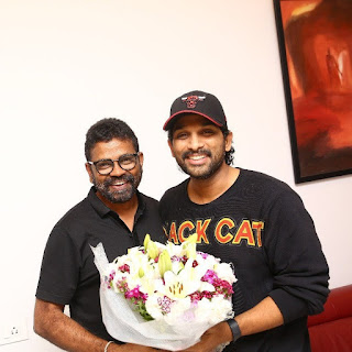 AA20 Allu Arjun Upcoming