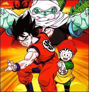 Dragon Ball Z Pelicula 01 - ¡Devuélvanme a mi Gohan!
