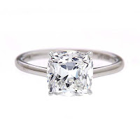 The Princess Cut Engagement Rings Are Great Choice For Both Men And Women