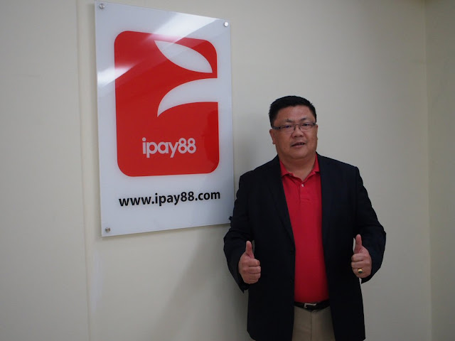 Chan Kok Long, Executive Director of iPay88