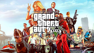 Grand Theft Auto: San Adreas Mod GTA V