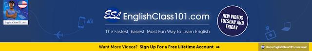 ENGLISHCLASS101