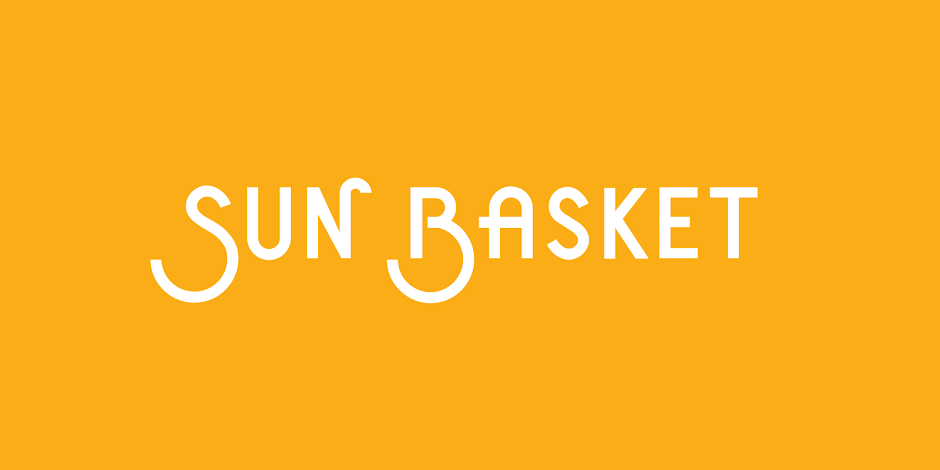 sun basket on packaging of the world
