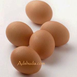 Cara Manfaatkan Telur Untuk Kecantikan