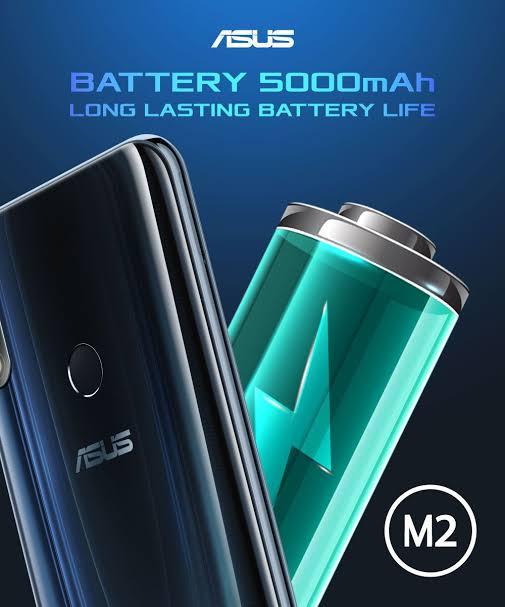 Zenfone Max Pro M2 5000maH battery