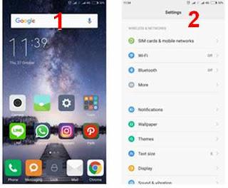 Cara Setting Koneksi Internet 4G pada ponsel Xiaomi