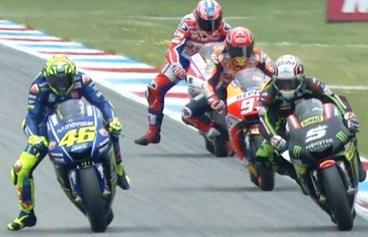 """Rossi """"Legend Of MotoGP"""" Juara Lagi, Di Sirkuit Assen"""