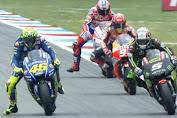 """Rossi """"Legend Of MotoGP"""" Juara Lagi Di Sirkuit Assen"""