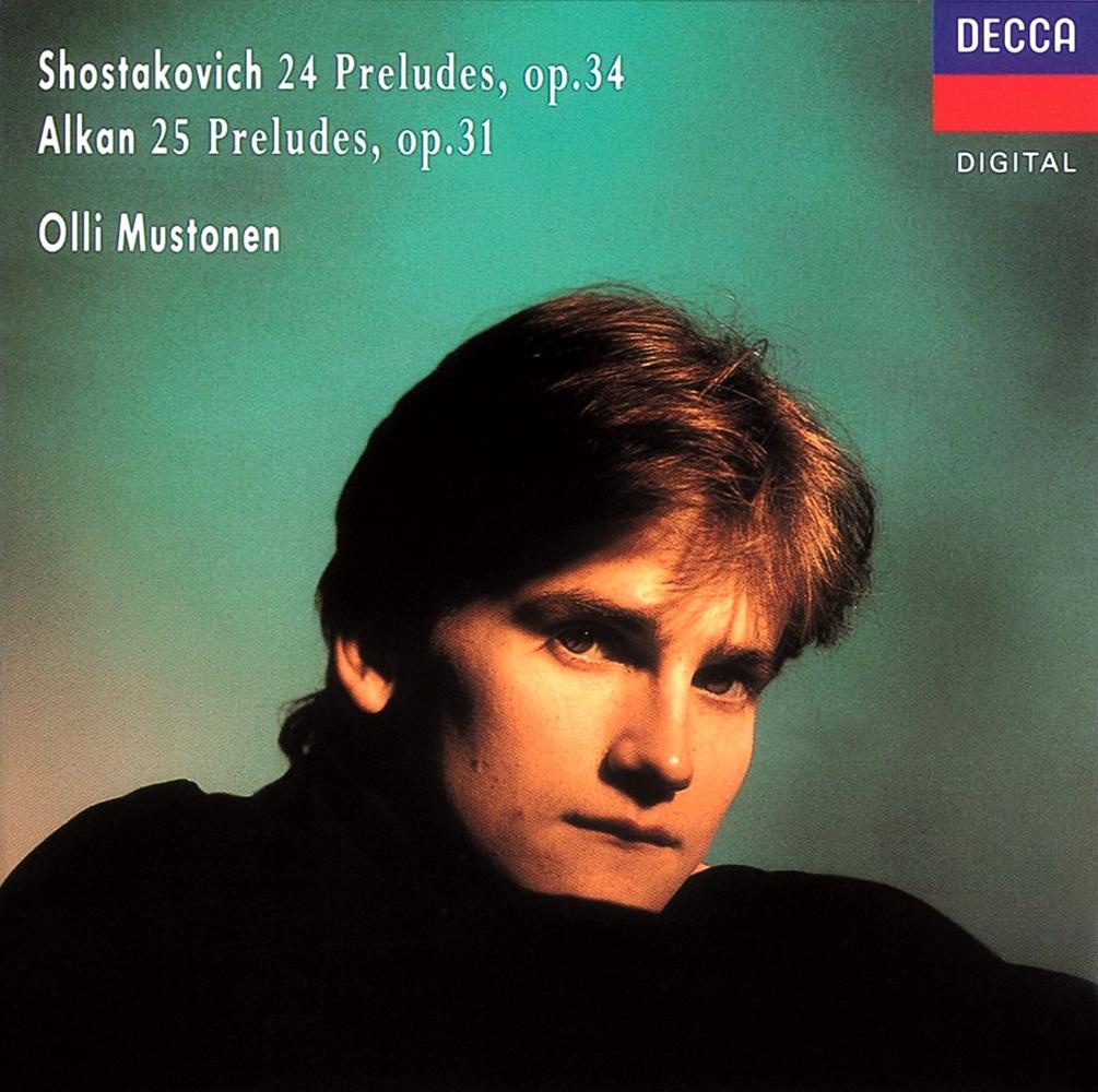 Olli Mustonen - Mustonen Plays Sibelius