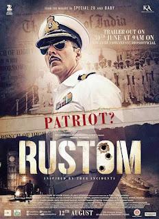 Xem Phim Sĩ Quan Rustom - Rustom (2016)