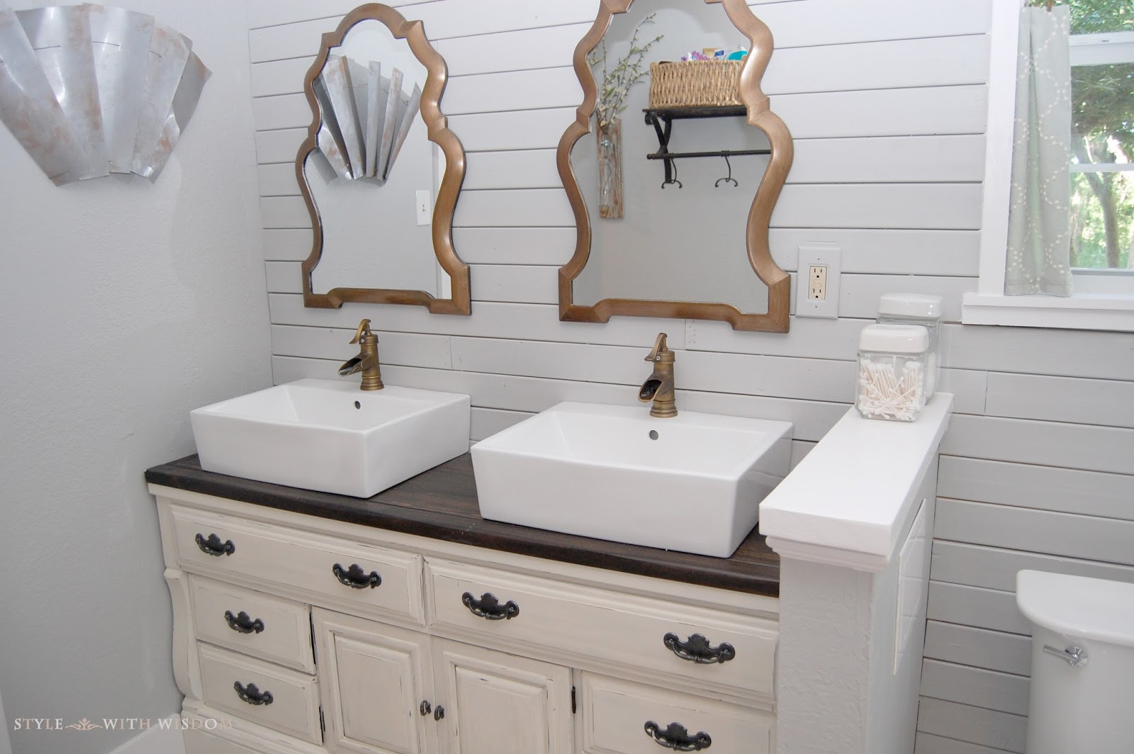Overstock Farmhouse Sink Style With Wisdom Master Bath Heaven