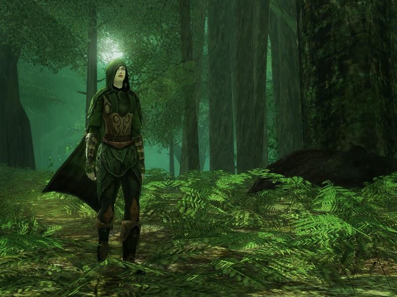 Маленький сундучок с чудесами: Лесной эльф