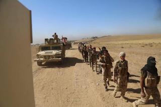 Allahu Akbar! Ranjau Darat Hantam Konvoi Milisi Syiah di Diyala