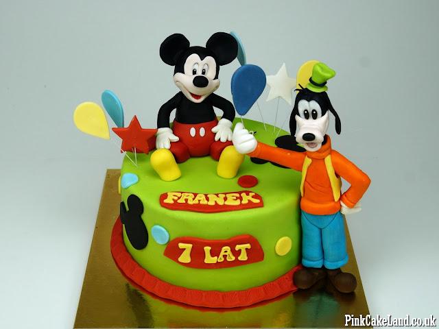 Disney Cakes London