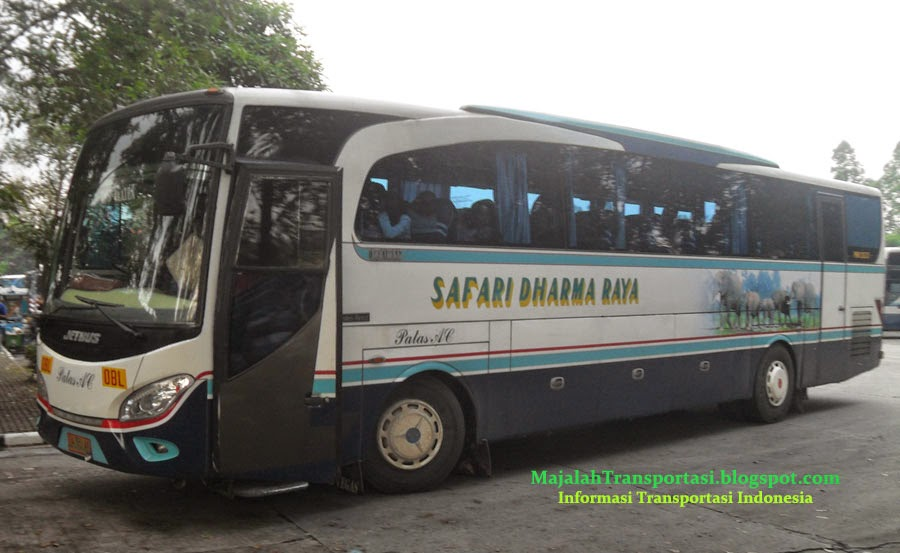 Harga Tiket Bus Safari Dharma Raya April 2018 E