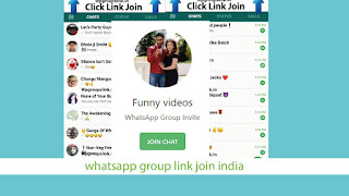 whatsapp group link join india