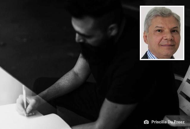 ambiente de leitura carlos romero francisco Gil messias a cronica cronista ego eu escrever cronica arte da escrita
