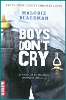 Boys don't Cry par Malorie Blackman