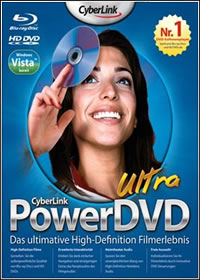 CyberLink PowerDVD 12.0.1312.54 Ultra + Crack (2012)