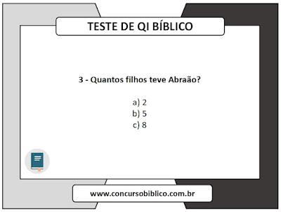 Perguntas Bíblicas QI